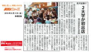 タウンニュース-多摩区版